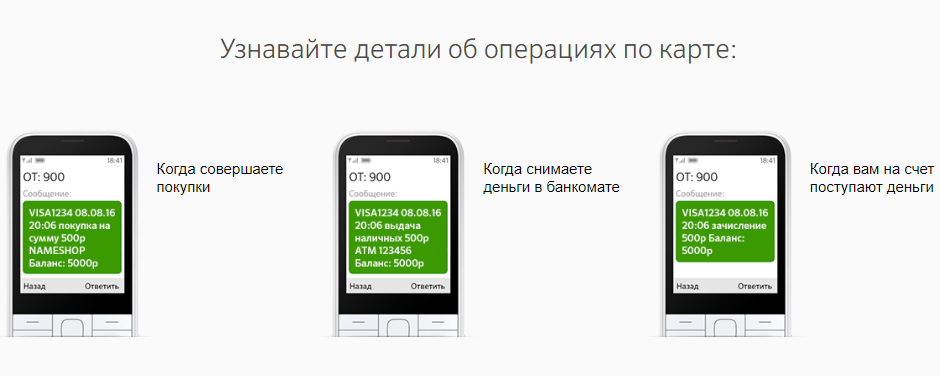 How to activate the mobile Sberbank service